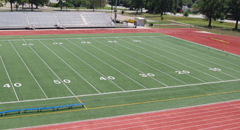 Hummer Sports Park Weaver-Erwin Football Stadium