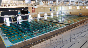 Hummer Sports Park Capital Federal Natatorium Swimming Pool